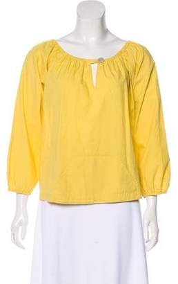 Marc by Marc Jacobs Knit Off-The-Shoulder Top
