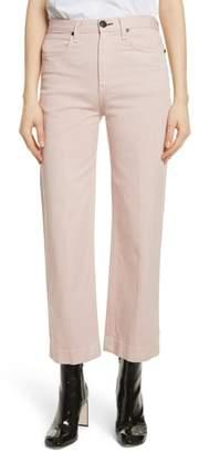 Rag & Bone Justine High Waist Trouser Jeans