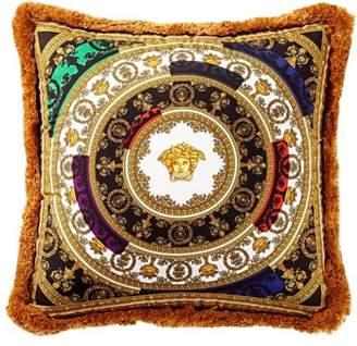 Versace I Love Baroque Silk Accent Pillow