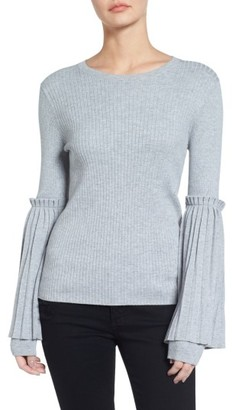Women's Chelsea28 Bell Sleeve Sweater $89 thestylecure.com