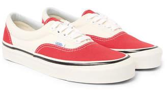 Vans Anaheim Era 95 Dx Two-Tone Canvas Sneakers