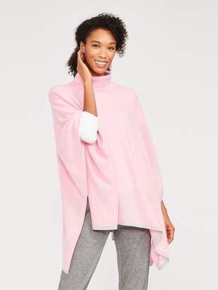 Noelle Cashmere Poncho