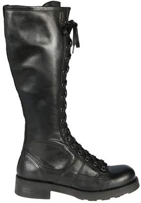 O.x.s. Charlie Lace-up Boots