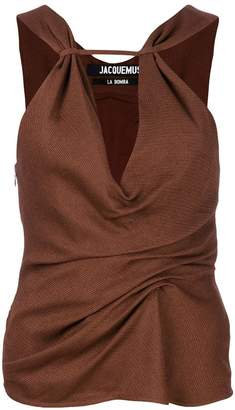 Jacquemus Praia blouse
