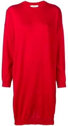 Ports 1961 round neck sweater dress