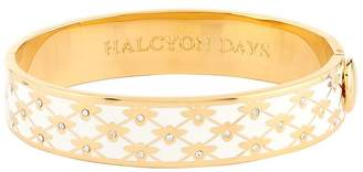 Halcyon Days Bee Trellis Bangle