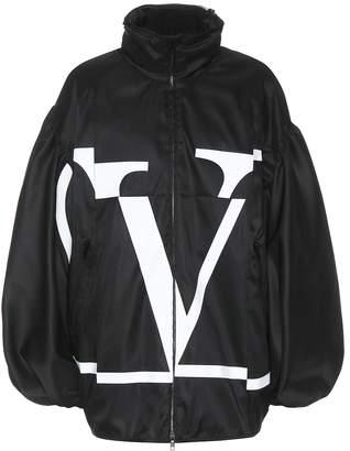 Valentino VLOGO technical jacket