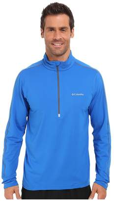 Columbia Trail Flashtm Half Zip Men's Long Sleeve Pullover