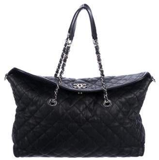 Chanel French Riviera Hobo Black French Riviera Hobo