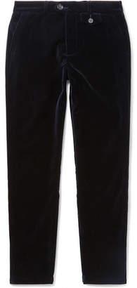 Oliver Spencer Cotton-Velvet Trousers