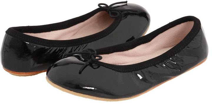 Bloch Cha-Cha (Toddler/Little Kid/Big Kid) (Black) - Footwear