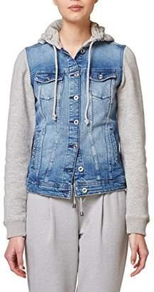 Esprit edc by Women's 028cc1g002 Denim Jacket