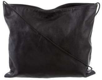 Christian Dior Leather Messenger Bag