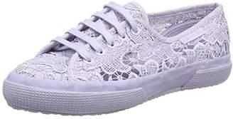 Superga Unisex Kids' 50 Macramej Low-Top Sneakers, (White), 24 EU