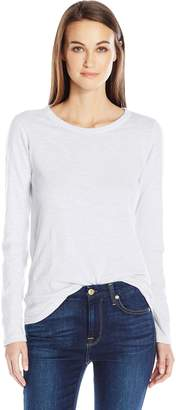 Velvet BY GRAHAM & SPENCER Women's Originals L/s Tee