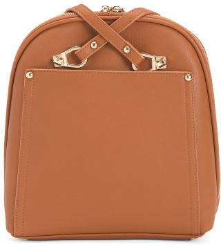 Convertible Backpack To Shoulder Bag