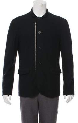 John Varvatos Lightweight Wool Jacket