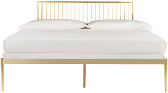 Safavieh Couture Eliza Metal Bed