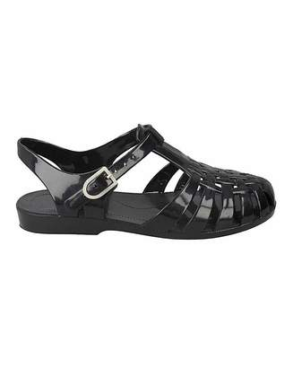 cc966f18dba Simply Be Flat Jelly Shoes Standard Fit