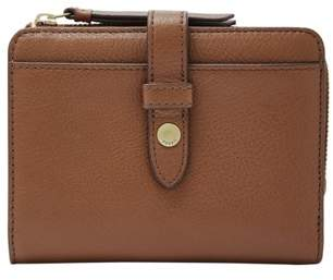 Fossil Fiona Multifunction Wallet Brown