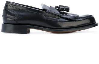 Church's tassel loafers
