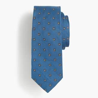 J.Crew Silk-wool tie in foulard