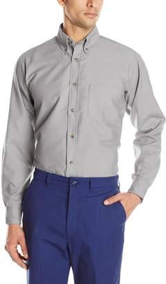 Kap Men's Poplin Dress Shirt, 3X-Large