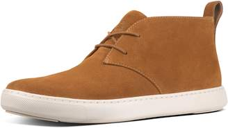 FitFlop ZACKERY Suede Desert Boots