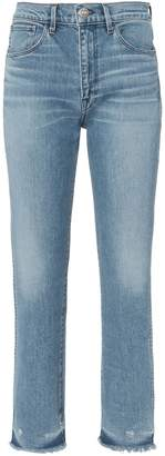 3x1 W3 Straight Authentic Mury Crop Jeans
