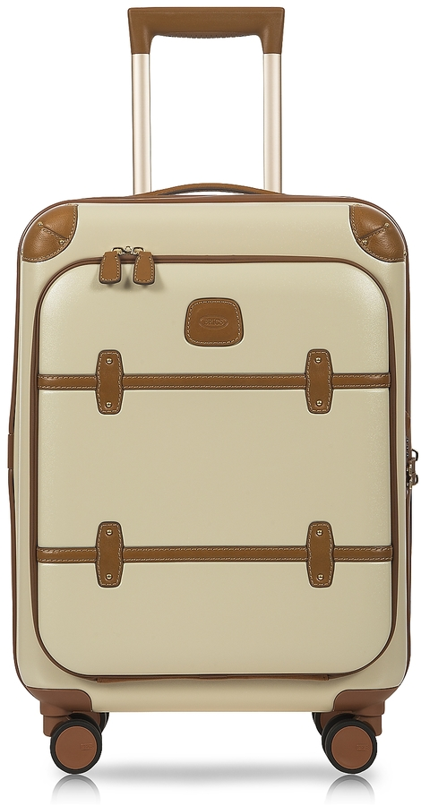 Bric's Bellagio Business V2.0 21 Cream Carry-On Spinner