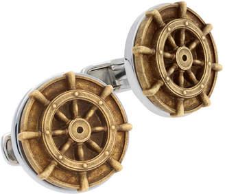 Americana (アメリカーナ) - Americana Sterling Silver and Bronze Cufflinks