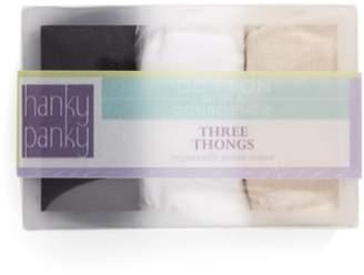 Hanky Panky Original Rise Thong