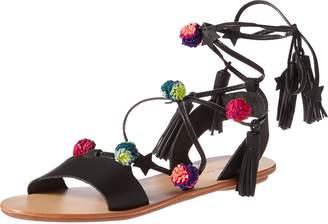 Loeffler Randall Women's Suze Flat Sandal