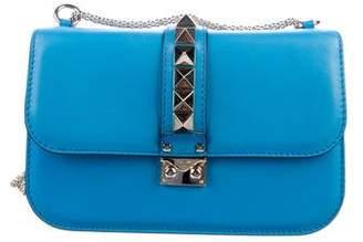 Valentino Medium Glam Lock Rockstud Bag