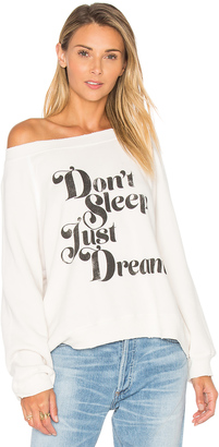 Wildfox Couture Just Dream Top $108 thestylecure.com