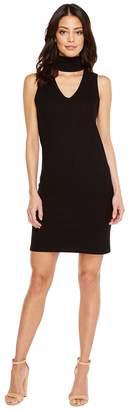 LnA Sleeveless Detached Turtleneck Dress Women's Dress