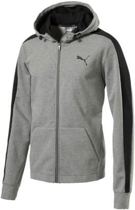 Puma Men's Fleece Zip-Up Hoodie