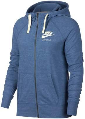 Nike Gym Cotton Blend Vintage Hoodie