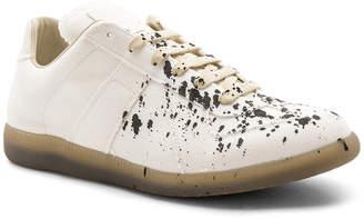 Maison Margiela Replica Painter Sneakers in White