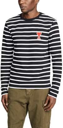 Ami Long Sleeve T-Shirt