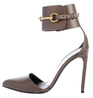 9477bf4c755732 Gucci Horsebit Sandals - ShopStyle