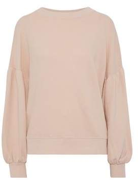 Joie Isae French Cotton-Terry Sweatshirt