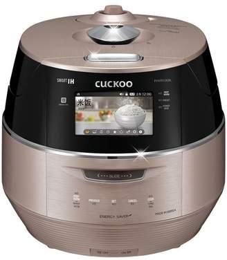 Cuckoo Electronics Cuckoo 10 Cup LCD Display IH Electric Pressure Rice Cooker