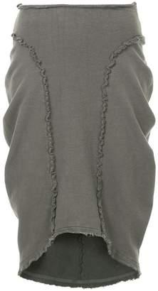 J.W.Anderson raw trim skirt