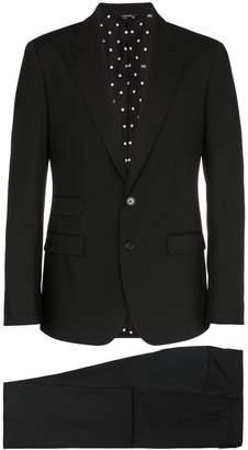 Dolce & Gabbana silk dinner suit