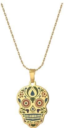 Alex and Ani Color Infusion Calavera 32 Expandable Necklace Necklace