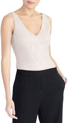 Rachel Roy Collection Sequin Camisole