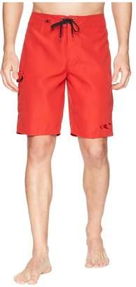 O'Neill Santa Cruz Solid Boardshorts Men's Swimwear