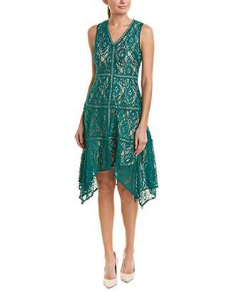 Taylor Dresses Women's Sleeveless lace a-line Dress