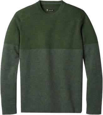 Smartwool Sparwood Colorblock Crew Sweater - Men's